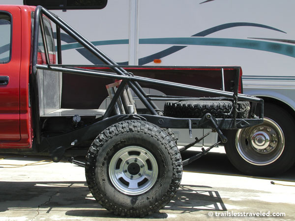 1st gen toyota pickup roll cage