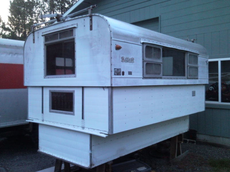 Alaskan Camper For Sale >> 1958 Alaskan Camper - 10ft non-cabover - Expedition Portal