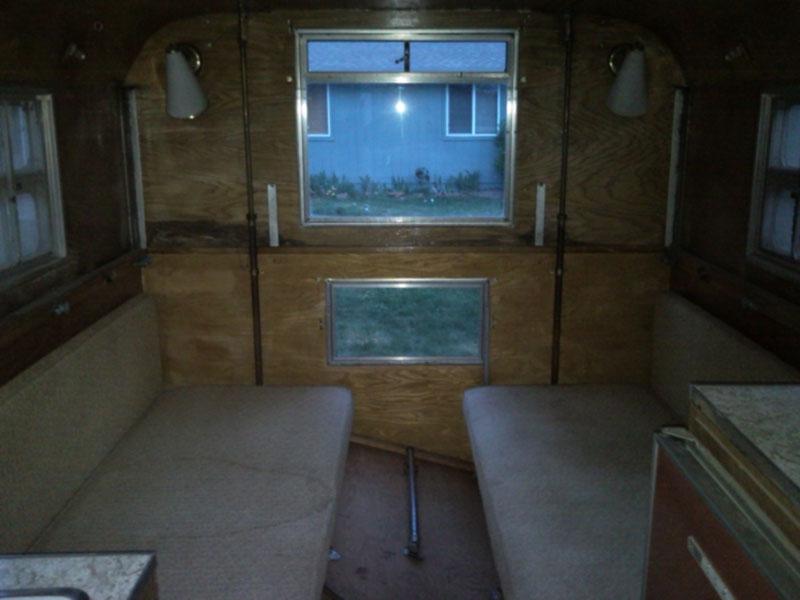 1958 Alaskan Camper 10ft Non Cabover Expedition Portal