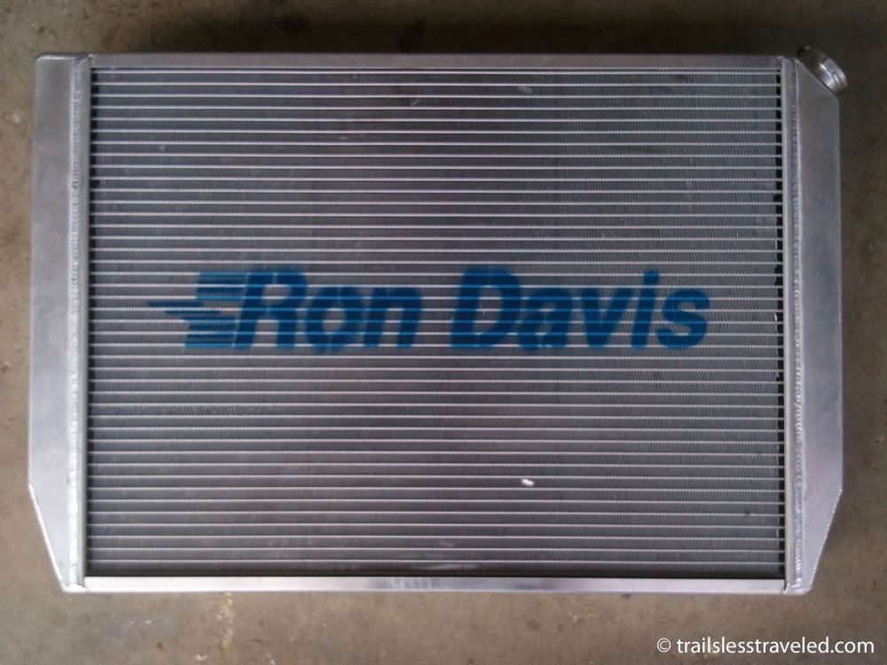 Giveaway Ron Davis Radiator Raising Money For The