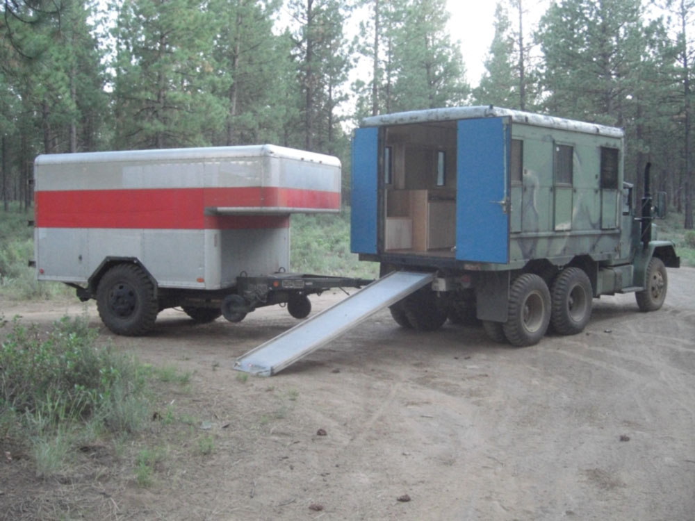 Lastest  Trailers OverlandCamping Conversions  Pinterest  Parks Military