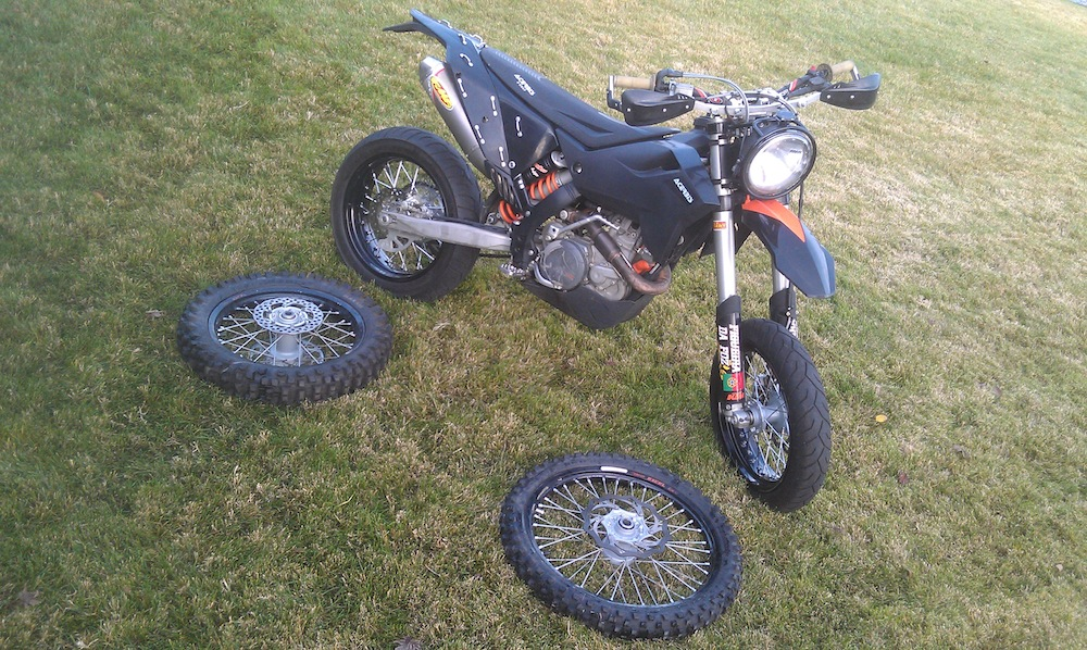 Supermoto Kit Ktm Ktm Supermoto Wheels
