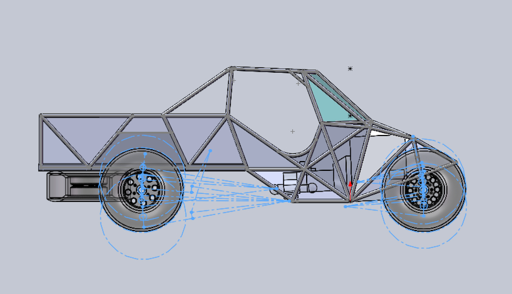 a tube chassis pickup truck? - Page 3 - Pirate4x4.Com : 4x4 and Off ...